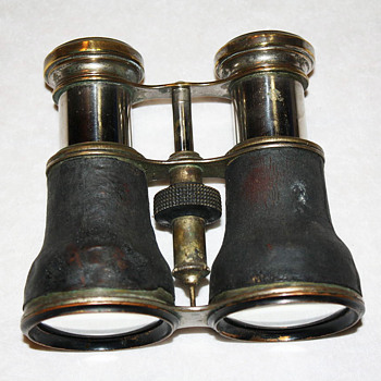 Binoculars or Field Glasses