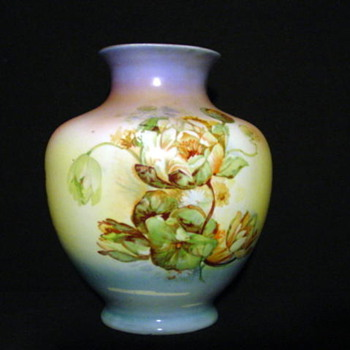 Antique Vase - Art Pottery