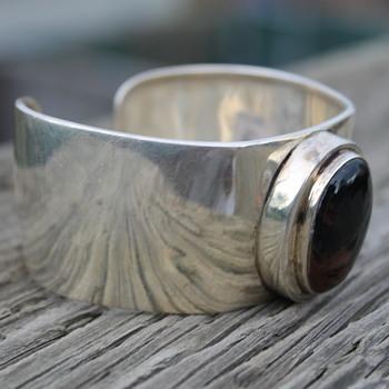 Silver Cuff Braclet