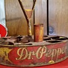Old drink carrier