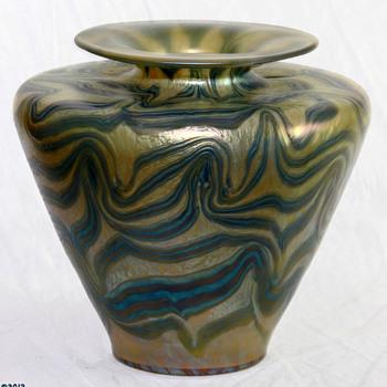 Loetz PG 1/104 Vase - Art Glass