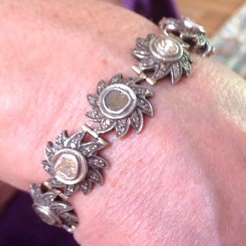 Mogul  style bracelet