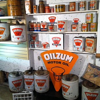 updated oilzum collection - Petroliana