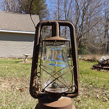 Shapleigh Barn Lantern? - Lamps