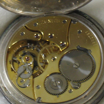 zenith pocket watch