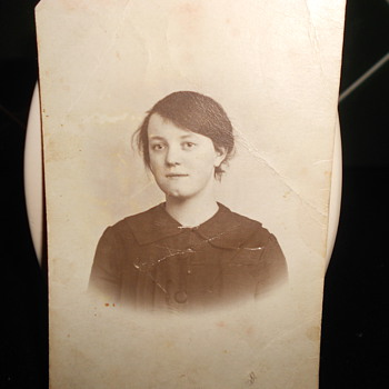 Grannie. About 1910 - Photographs