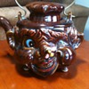 Ugly Head Teapot