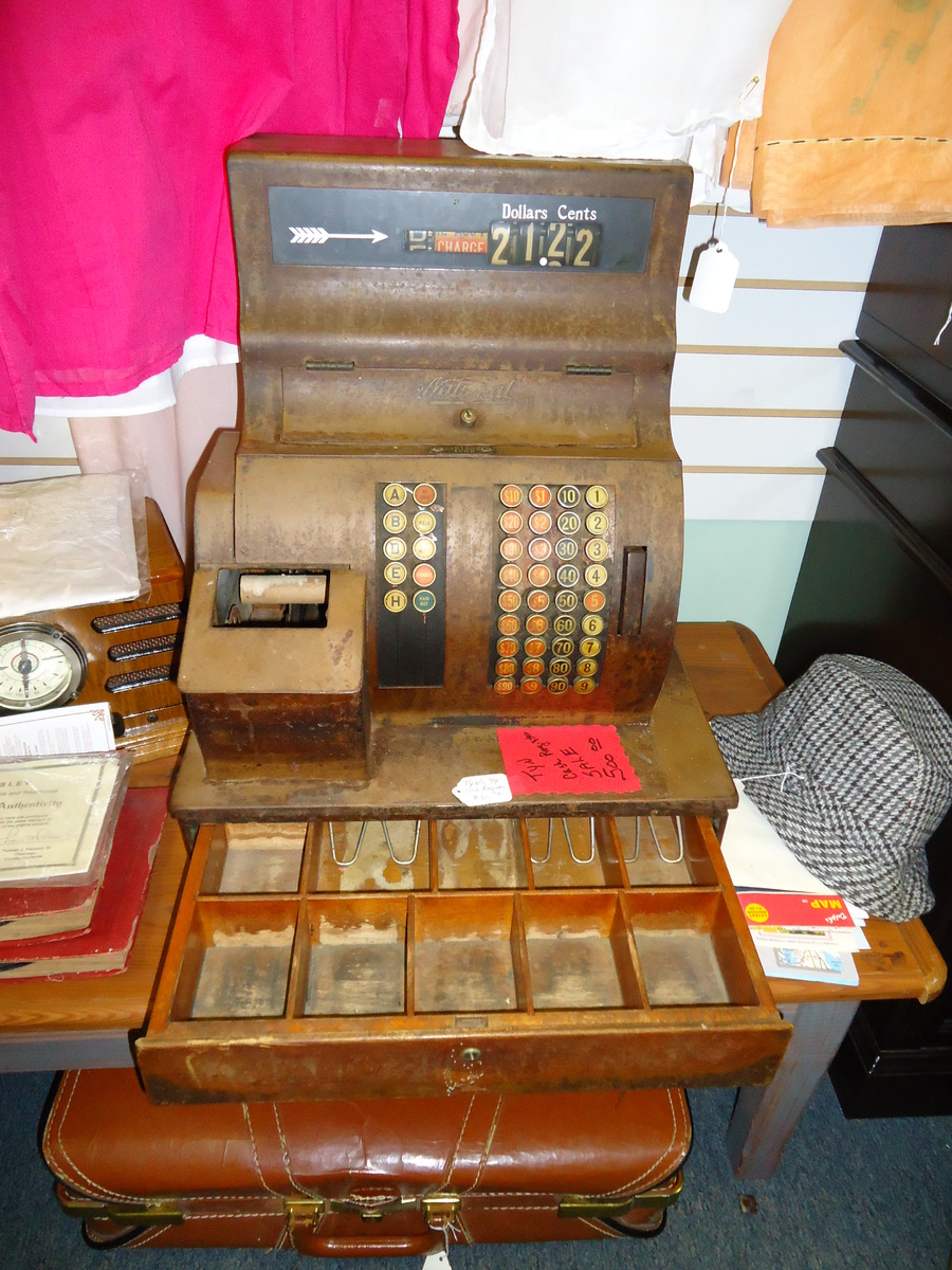Cars For Sale Dayton Ohio >> National Cash Register | Collectors Weekly