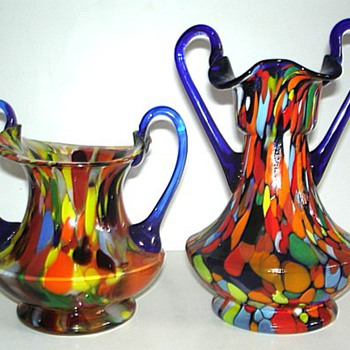 CZECH DECO EXPORT: DOCUMENTED PIECES - Art Glass