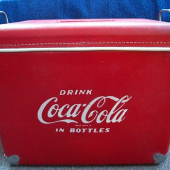 1950's Royal Mieco Coca Cola Cooler