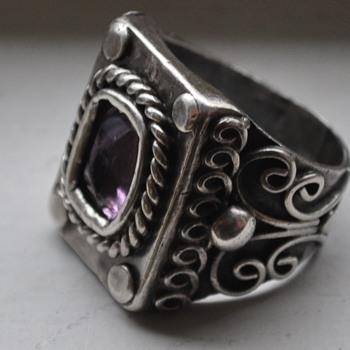 Berber ring, Oran, Algeria: 1943 - Fine Jewelry