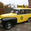 Dutch AA ( anwb wegenwacht ) Volvo Duett, the first and only one from