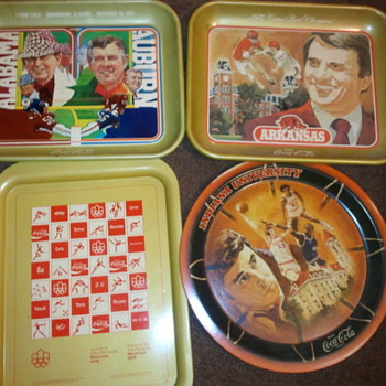 sports trays - Coca-Cola