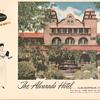 Harvey House Menus 1957 (part #1)