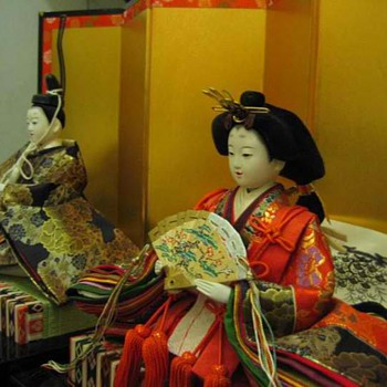 My emperor and empress dolls - Dolls