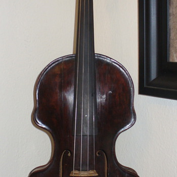 Really Old Violin - Music