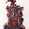 Emilian Wehrle 8 Horn Trumpeter Clock