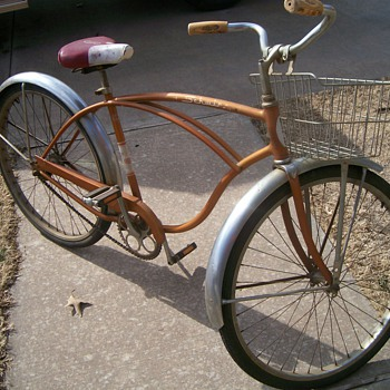 1965 Schwinn Jaguar - Outdoor Sports