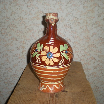 Traditional Bulgarian pitcher 3. - Pottery