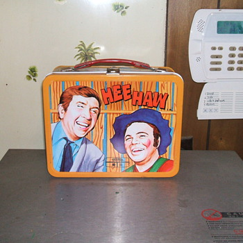 1970 Hee Haw Lunchbox never used.