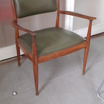 Danish Design Chair, original design? - Mid-Century Modern