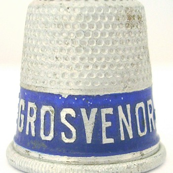 New Australian advertising thimble
