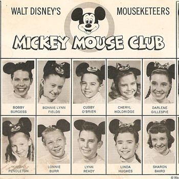 Mickey Mouse Club Stuff - Animals