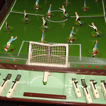 Mechanical Soccer Game