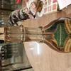 French spirits bottle