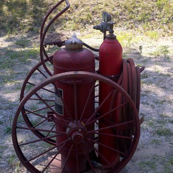 Need some info on these please - Firefighting