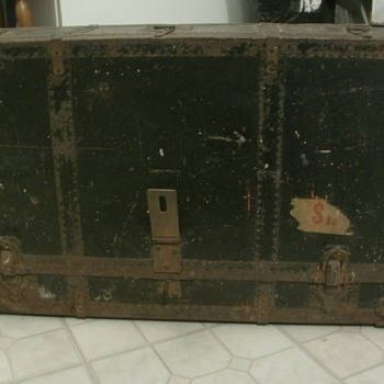 Trunk Toolchest... Maybe a Christmas present from the Budd Company
