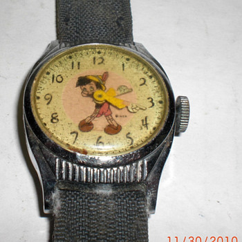 1949 Pinocchio - Wristwatches