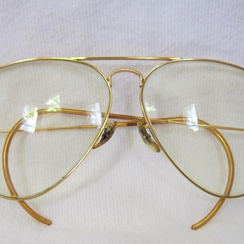 Vintage B & L Ray-ban USA frames, Ambermatic? - Accessories