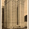 Postcard - The Barlum Hotel, Detroit, Michigan
