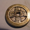 China Amulet Gold/Silver from the Early 1800's