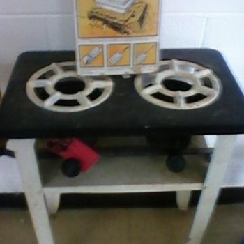 kerosene 2 burner cook stove