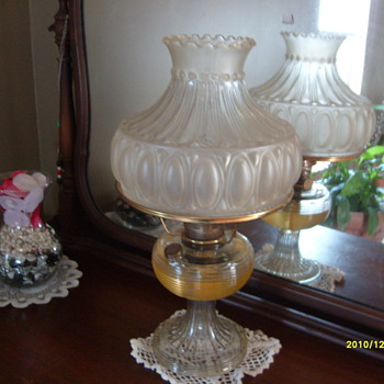 Old Aladdin Lamp