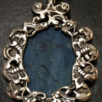 Pendant found in Old Farm House - Fine Jewelry