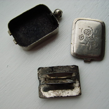 MYSTERY LITLE STAMP PAD