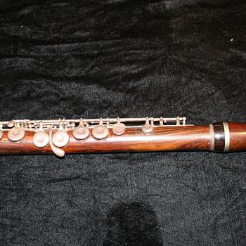 Haynes Wood Flute
