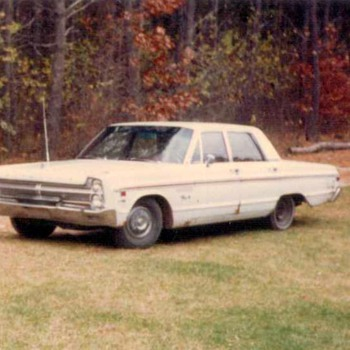 1965 - Plymouth Fury III