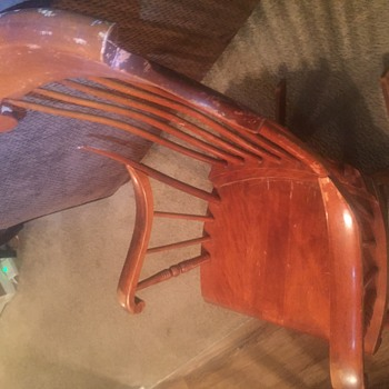 S Bent & Bross Chair