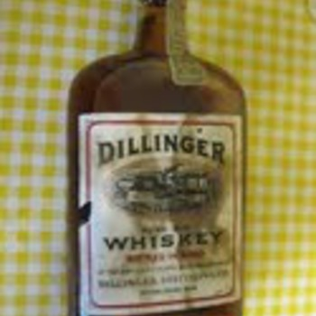 I'm not a collector but it has my interest of the history dated with 2 seals 100 proof first date 1916 unopened ????? - Bottles