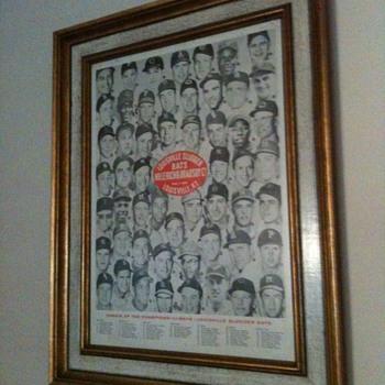Baseball Louisville Slugger  - Baseball