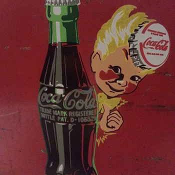 Sprite Boy cooler - Coca-Cola