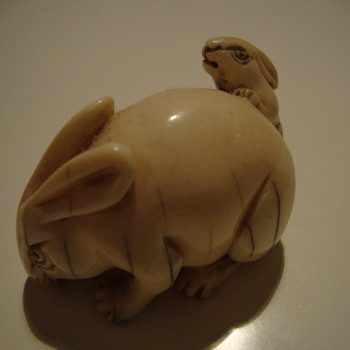 netsuke ivory