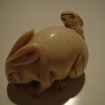 netsuke ivory