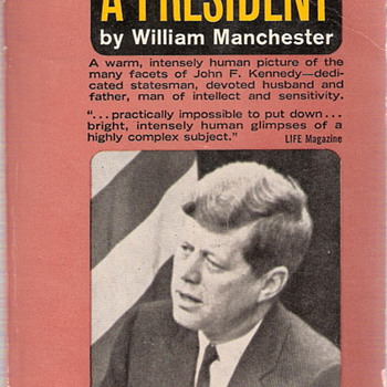 John F. Kennedy Books (Part 2) - Books