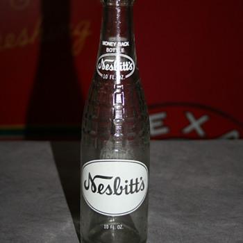 nesbitt's bottle