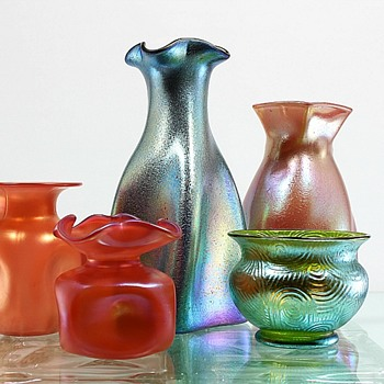 Art Glass Group Shots - Art Glass